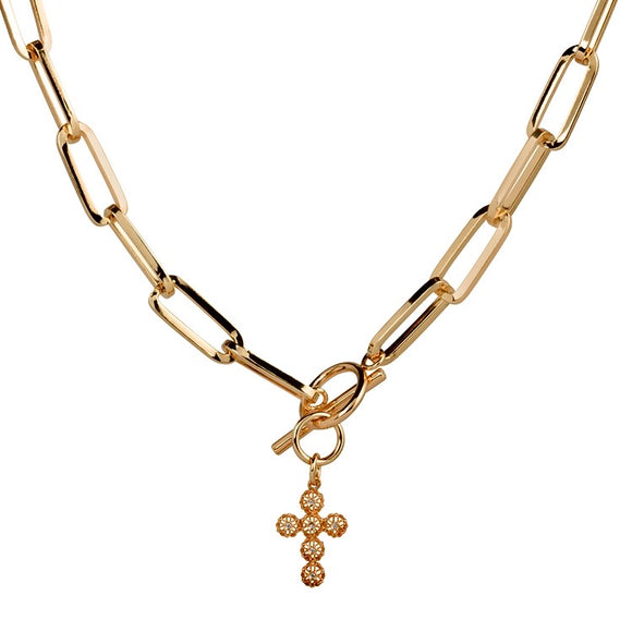CÉLINE 18K - CROSS