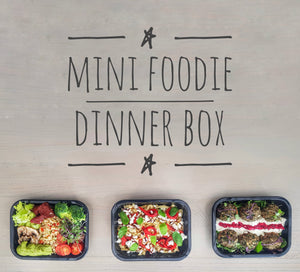 Mini Foodie Dinner Box