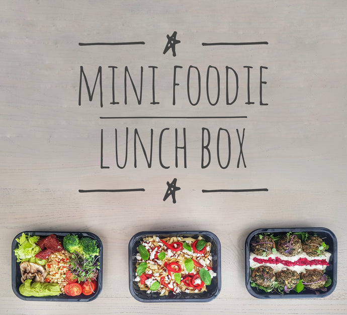 Mini Foodie Lunch Box