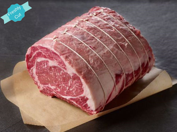 Bone-In Rib Roast, USDA PRIME