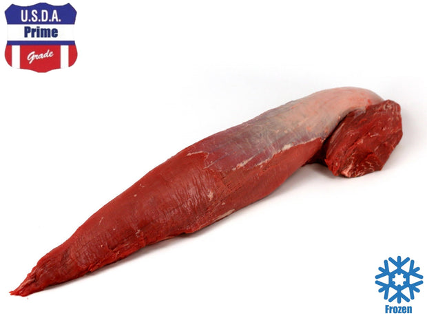 Tenderloin , Side Muscle On, USDA Prime (Dhs 165.00 per kg) - Frozen