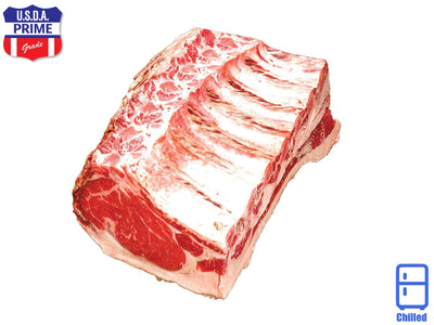 Bone In Ribeye, Long Bone | USDA Prime | ButcherShop.ae UAE