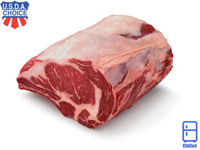 Bone In Ribeye, Short Bone, USDA Choice (Dhs 159.50 per kg)