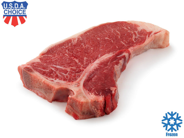 T-Bone Steak 16oz, USDA Choice (450g) - Frozen