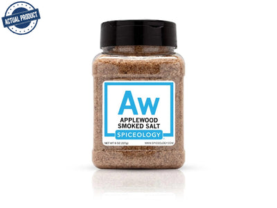 Applewood Smoked Salt (8oz/227g)