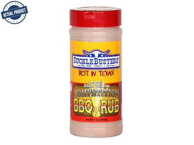 Competition BBQ Rub (13oz/369g)