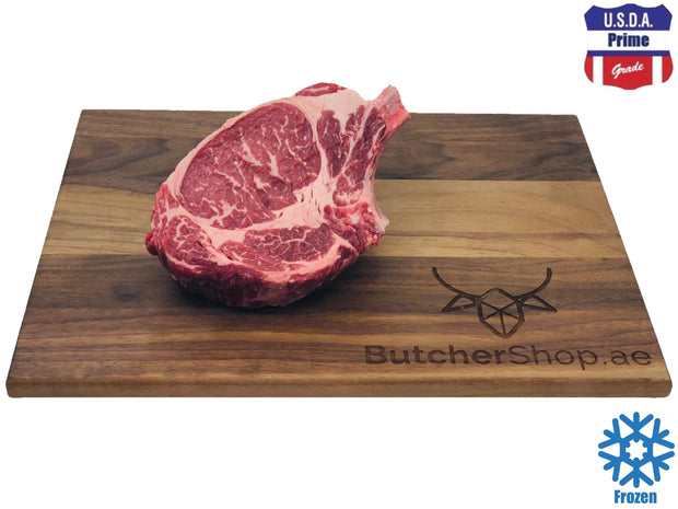 Cowboy Steak , USDA Prime (Dhs 199.00 per kg) - Chilled