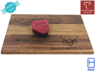 Wagyu Filet Mignon, 4-5 Score (7oz/200g) - Chilled