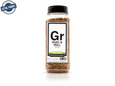 Guac and Roll Salt-Free Blend (19oz/538g)