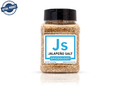 Jalapeño Salt (16oz/453g)