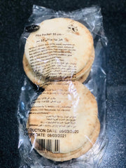 Pocket Pita Bread - Frozen