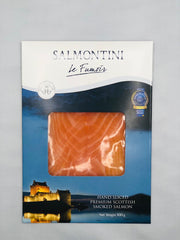 Scottish Smoked Salmon