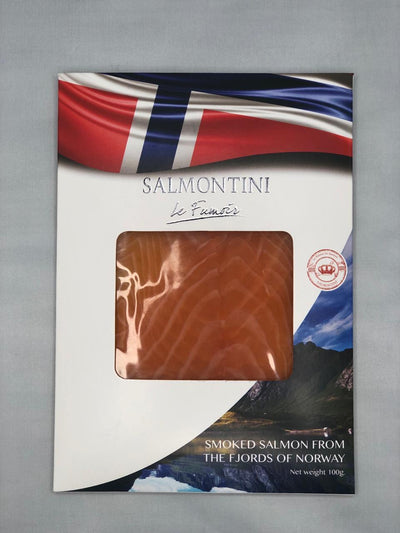 Norwegian Smoked Salmon
