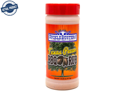 Texas Pecan BBQ Rub(14.50oz/411g)