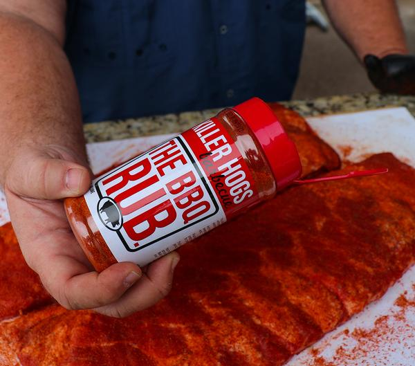 The BBQ Rub(16oz)