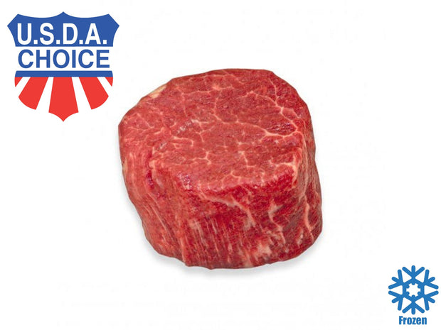 Filet Mignon, USDA Choice (Approx 200g) - Frozen