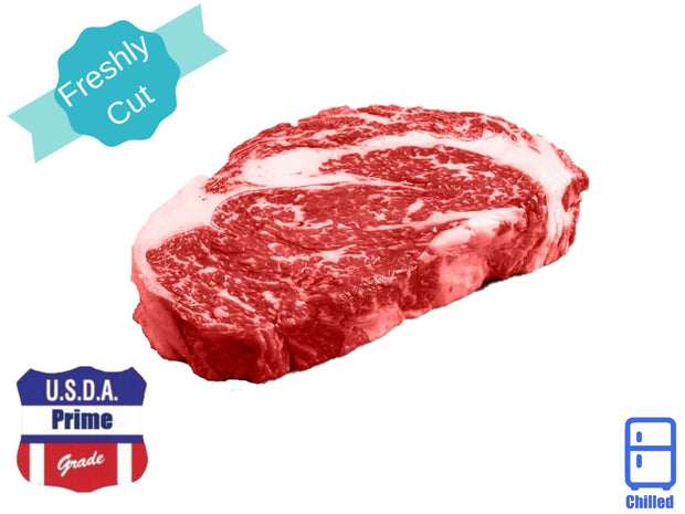 Ribeye Steak, USDA Prime (12oz/340g) - Chilled