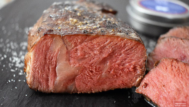 Striploin Steak, USDA Prime (12oz/340g) - Chilled