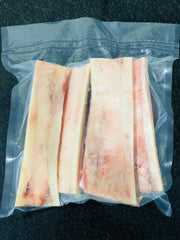 Beef Marrow Bone - Pre-cut (4pcs/approx 950g)