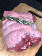 Boneless Lamb Leg Roast with Rosemary (2.1 - 2.4kg)