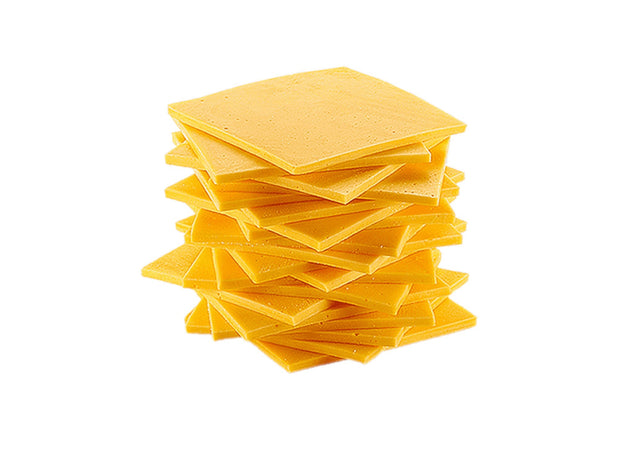Yellow Cheddar Cheese - Sliced (568g-46pcs)