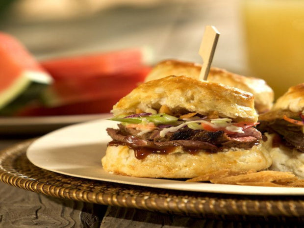 Recipe : BBQ BEEF BISCUIT SLIDERS | ButcherShop.ae UAE