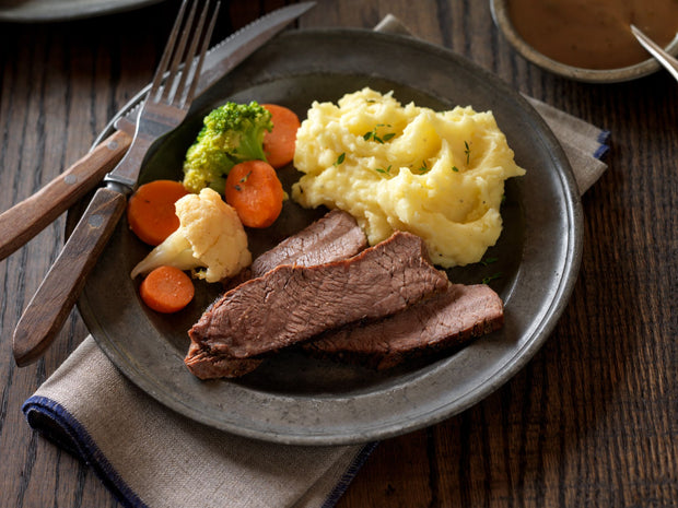 Recipe : SIMPLE SAVORY BEEF POT ROAST | ButcherShop.ae UAE