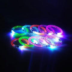 Blinking Beam LED Bracelets