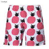 Image of Red Pineapple Shorts
