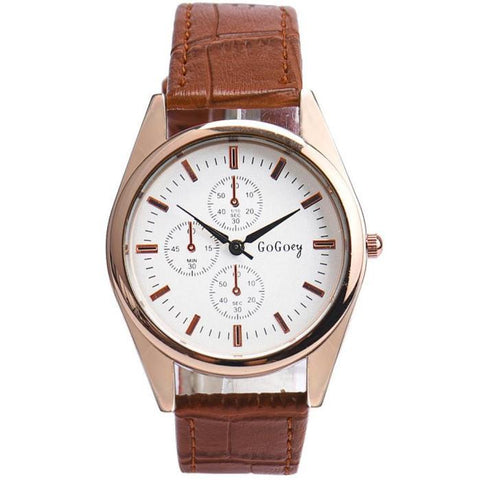 Men Quartz Watch