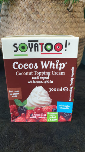 Soyatoo Cocos Whip