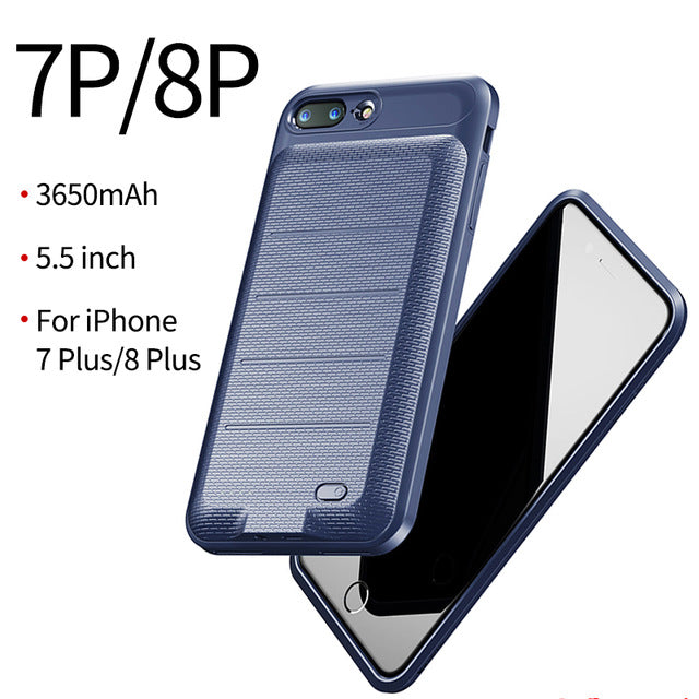 new style 5765d 9ee63 Baseus Battery Charger Case For iPhone, 2500/3650mAh Charging Case, Power  Bank Battery Case Cover