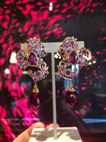 Alchemy Jeweler Portland Oregon Paula Crevoshay Earrings