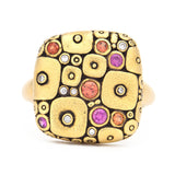 Alex Sepkus Soft Mosaic Ring