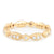 Anne Sportun Marquise Pave Band