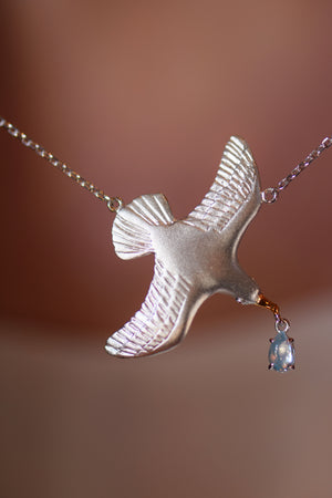 Manya & Roumen Shearwater Necklace
