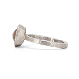 Todd Reed Palladium Fancy Cut Diamond Ring