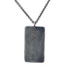 Todd Reed Dog Tag and Chain