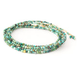 Anne Sportun Gemstone Wrap Bracelet in Turquoise