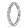 Alchemy Scalloped Diamond Eternity Band