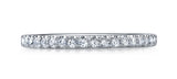 Diamond Eternity Band in Platinum