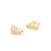 Victoria Cunningham Cheese Diamond Studs