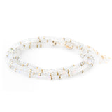 Anne Sportun Confetti Gemstone Wrap Bracelet in Moonstone