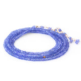 Anne Sportun Gemstone Wrap in Tanzanite