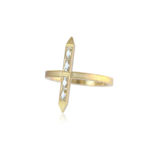 Erika Winters Estella Bar Ring