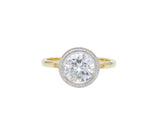 Erika Winters Mariana Beaded Diamond Ring