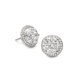 Nam Cho Invisible Pave Studs