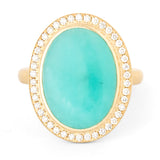 Anne Sportun Amazonite Ring