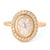 Anne Sportun Rose Cut Diamond Ring