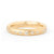 Anne Sportun Gypsy Set Diamond Band 18k Yellow Gold